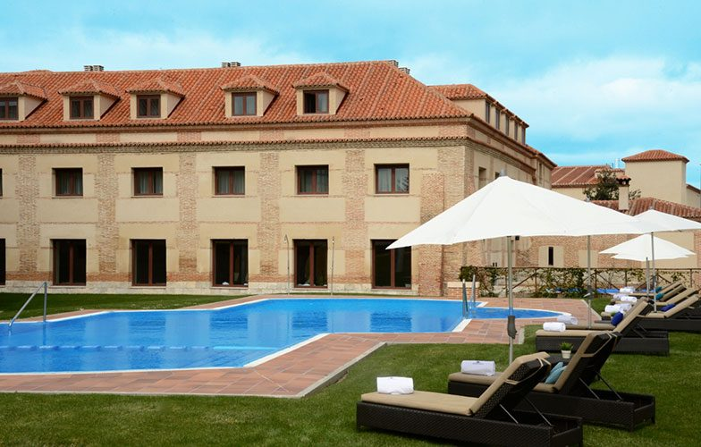 Castilla Termal SPA of Olmedo – Spain