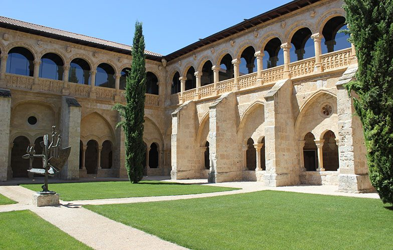 Castilla Termal Monastery of Valbuena – Spain