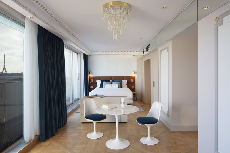 Hotel Bowmann – Paris